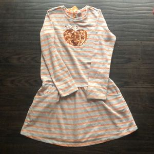 Gymboree NWT Pumpkin dress size 12